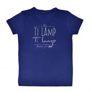 T-shirt Ti Lamp (Holiday)