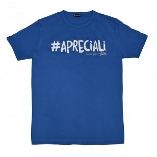 T-shirt Apreciali (Holiday)