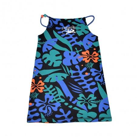 T-shirt Stefy (Fille Blue Flowers)
