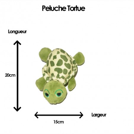 Peluche Tortue