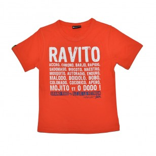 T-shirt Ravitaillement (Marmaille Holiday)