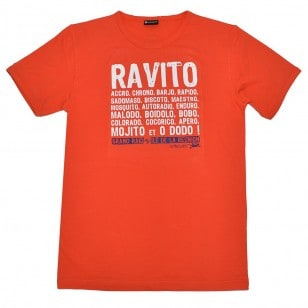 T-shirt Ravitaillement (Holiday)