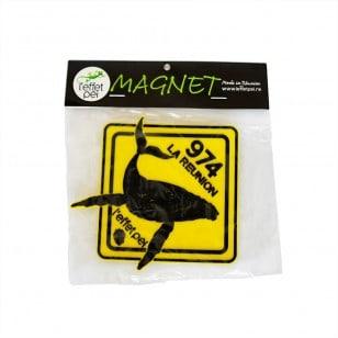 Magnet Big Austral Baleine
