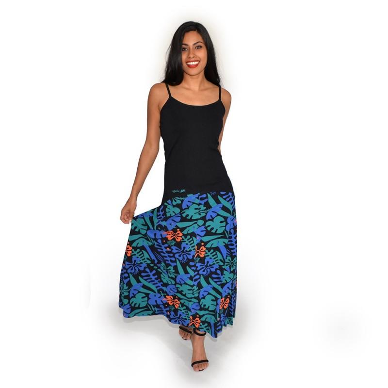 Robe longue Idylle (Exotic)