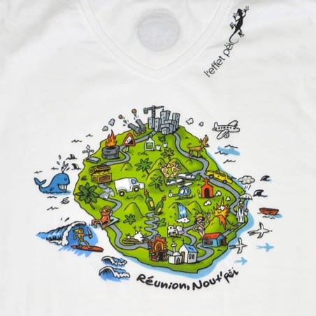 T-shirt Carte (Holiday)