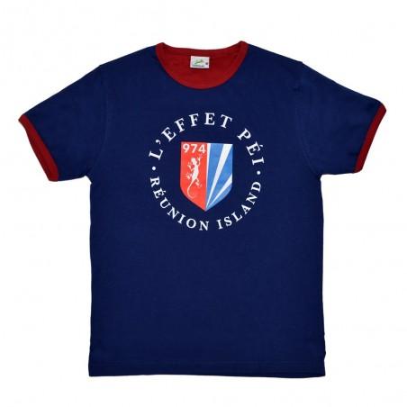 T-shirt Cusson Flag (Col Bic)