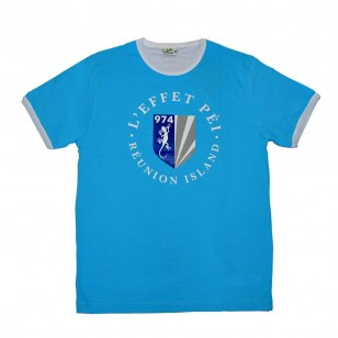 T-shirt Cusson Flag (Col Bic)