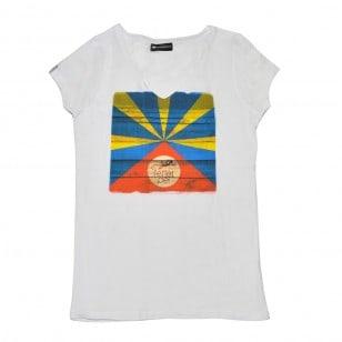 T-shirt REUNION FLAG (Classic)