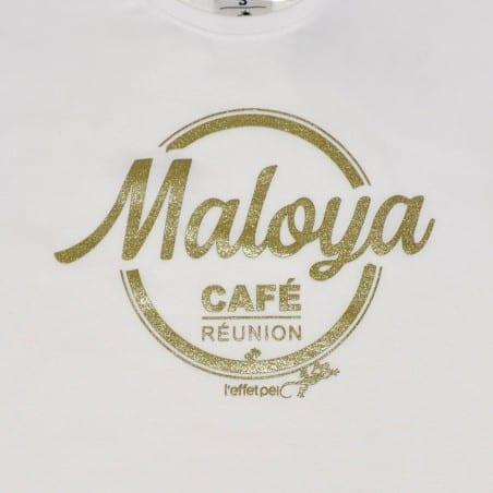 T-shirt Maloya Café (Jack)