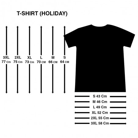 T-shirt Kozemen (Holiday)