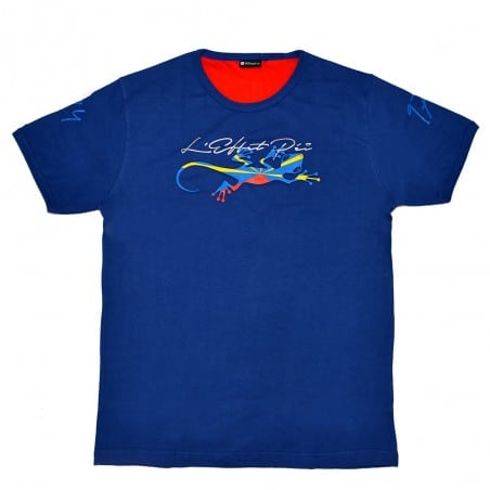 T-Shirt Margouillat Flag Relief (Fashion)