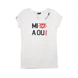 T-shirt Miaou (classic)