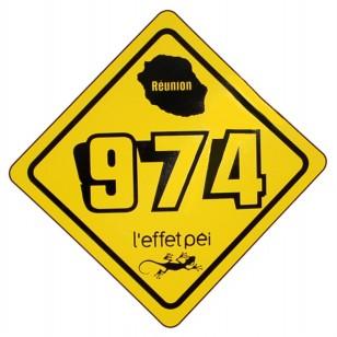 Autocollant Austral 974