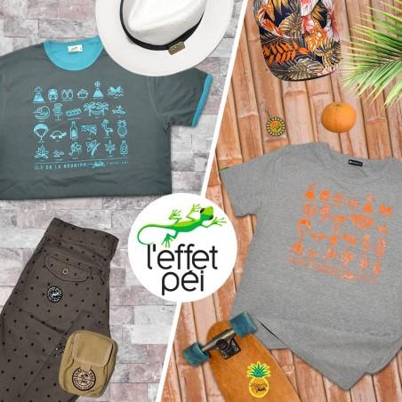 T-shirt Iconspeak (Holiday)