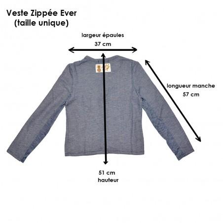 Veste Zippée Ever
