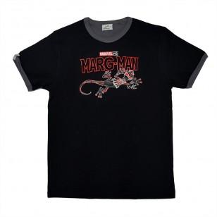 T-shirt Marg Man (Col Bic)