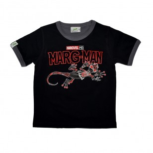 T-shirt Marg Man (Marmaille Col Bic)