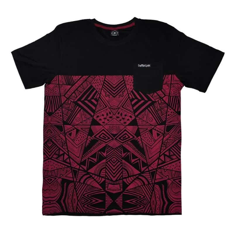 T-shirt Aztec Surf Trip