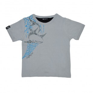 T-shirt Mix Requin Nezien (Marmaille Fashion)
