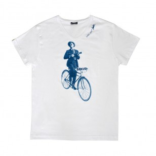 T-shirt Cyclette 2 (Col V Holiday)