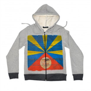 Sweat Capuche Stacy Flag