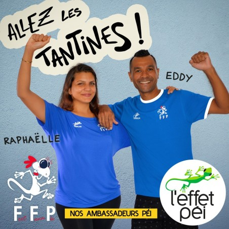 T-shirt Tan Team (Avekel)