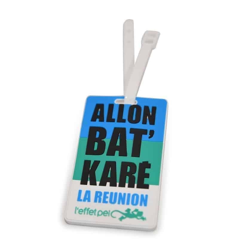 Tag Bagage Bat Karé