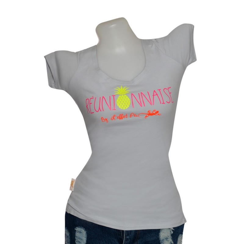 T-shirt Croisé Cancun