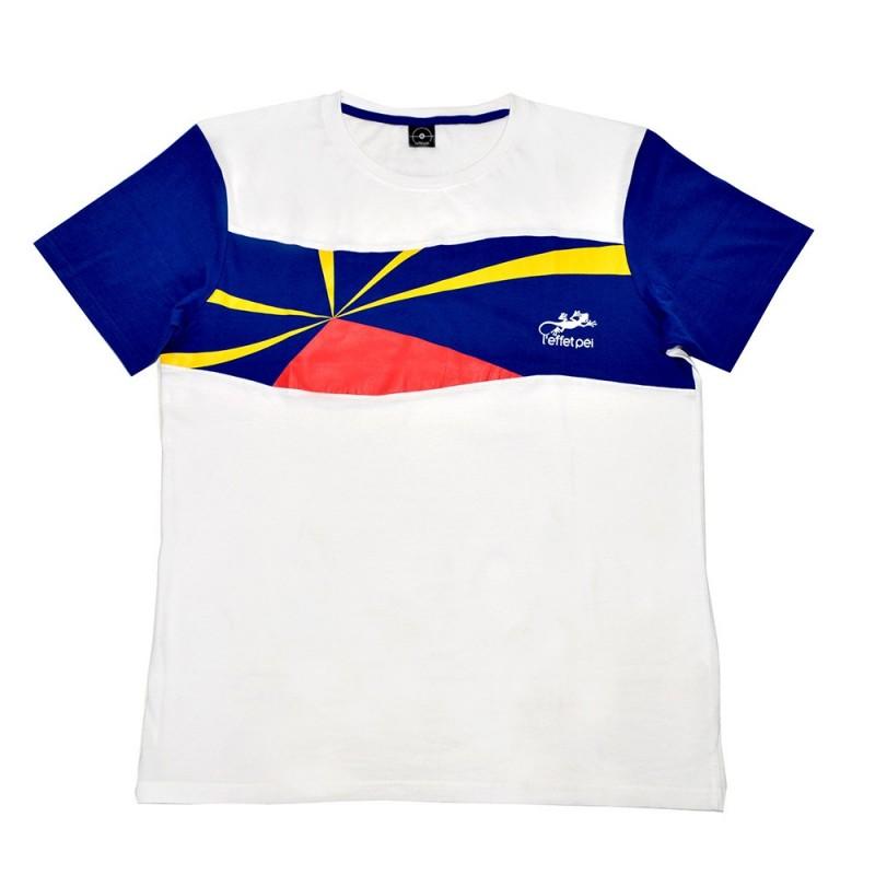 T-shirt Flag Team