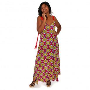 Robe longue Paola