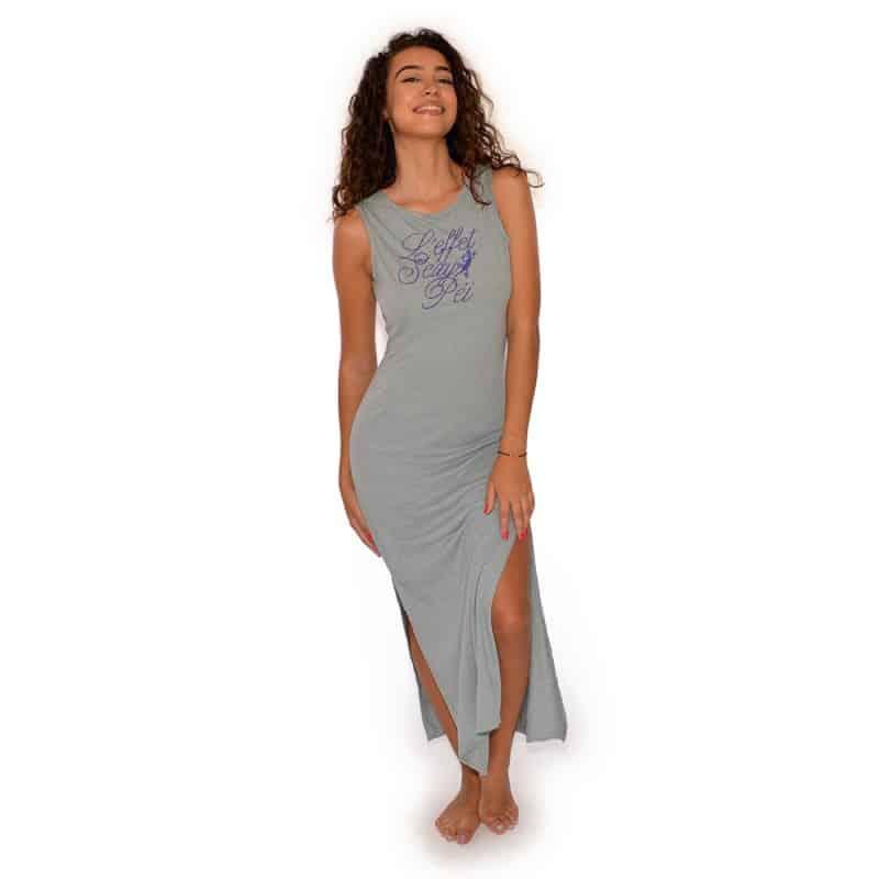 Robe longue Safia