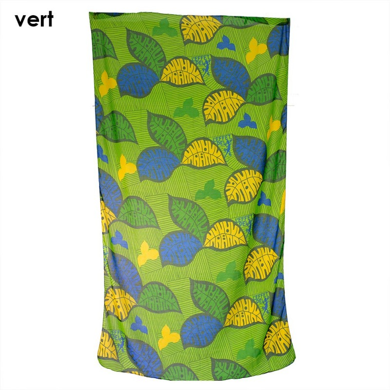 Pareo Voile Wax