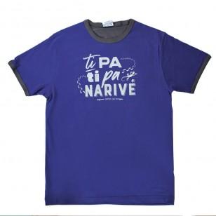 T-shirt Tipa ( Col Bic)