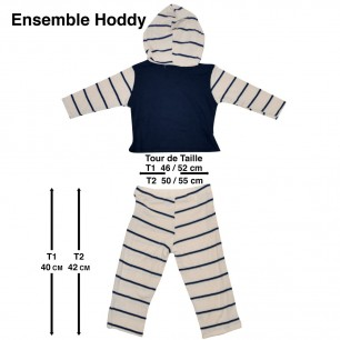 Ensemble Hoody
