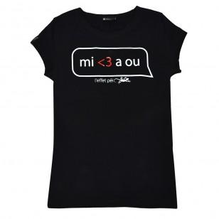 T-shirt Mi aim a ou (Classic)