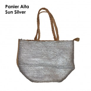 Panier Sun Aita Silver