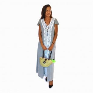 Robe longue Pumpa