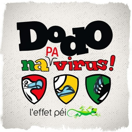 T-shirt Dodonavirus (Classic)