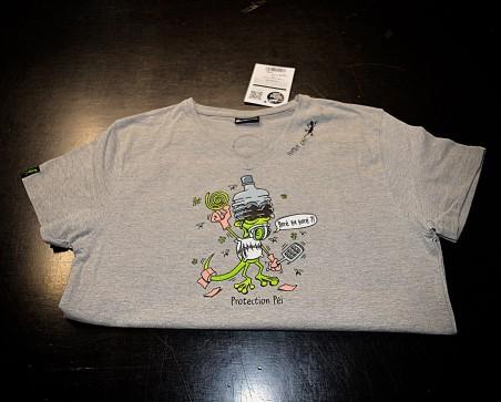 T-shirt Paré (Col V Holiday)