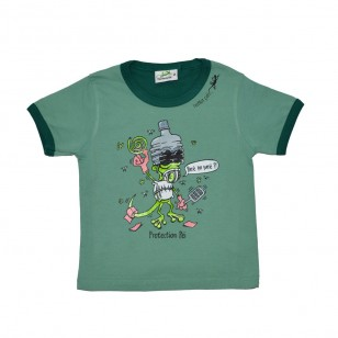 T-shirt Paré (Marmaille Col Bic)