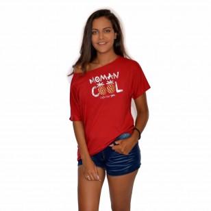 T-shirt Moman Cool (Avekel)