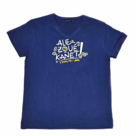 T-shirt Kanet (Col V Holiday)