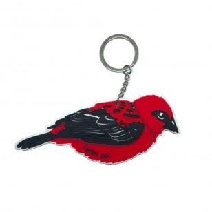 Porte-clés Cardinal