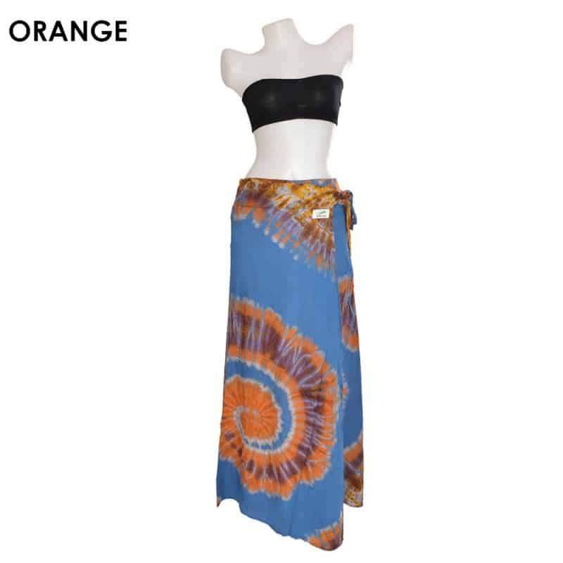 Jupe longue Tie & Dye