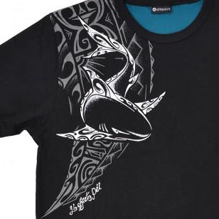 T-shirt Mix Requin Nezien (Fashion)