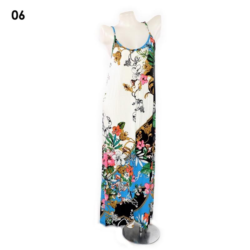 Robe longue Paillette