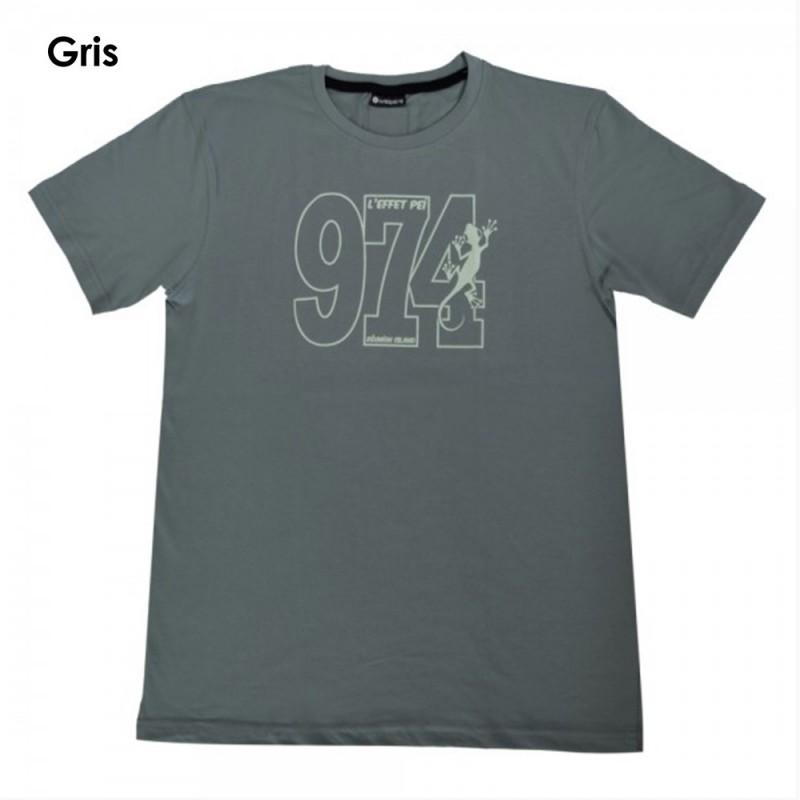 T-shirt Big 974 (Gayar)