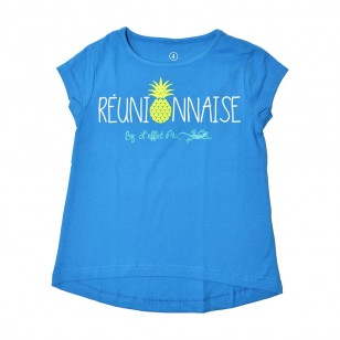 Tshirt Mia Réunionnaise (enfant)
