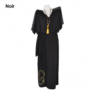 Robe longue Bobois