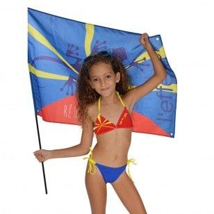 Maillot de bain Ethnik fille
